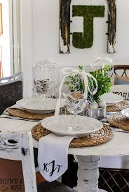 diy spring decorating ideas diy chicken wire cloche tutorial spring table ideas hunt and host