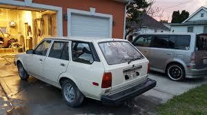 1982 Toyota Corolla Hatchback 1982 Toyota Corolla Wagon Nano Car Restoration