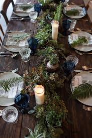 Christmas Berry Table Decoration by 297 Best Woodland Tablescape Images On Pinterest Flowers