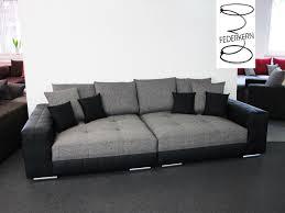 sofa mit federkern big sofa style mega schlafsofa federkern made in