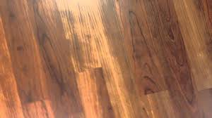 Laminate Floor Noise Squeaking Laminate Floor Youtube