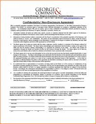 business agreements confidentiality agreement form business memo
