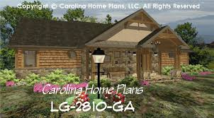 Craftsman 2 Story House Plans Large Craftsman House Plan Chp Lg 2810 Ga Sq Ft Large Craftsman