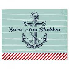 personalized nautical note cards current catalog
