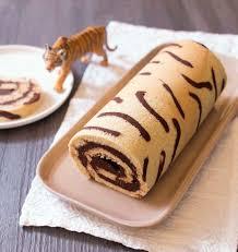 cuisine de gateau gâteau roulé imprimé tigre les meilleures recettes de cuisine d