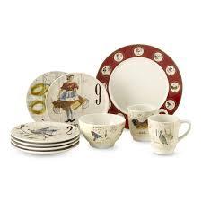 christmas dinnerware 12 days of christmas dinnerware collection williams sonoma