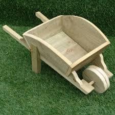 Wooden Wheelbarrow Planter by Design Idea U0027s Terry U0027s Carpentry Shop