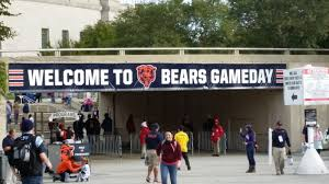 Six Flags Hours Chicago Chicago Bears Vs Carolina Panthers A Bird U0027s Eye View