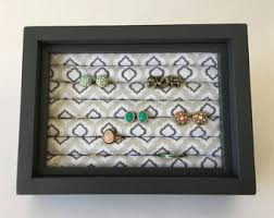 earring holder for studs stud holder etsy