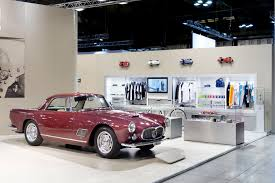 maserati a6gcs maserati featured at 2017 milano autoclassica show