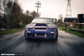 mitsubishi starion ls swap grip bunny a different breed of s13 speedhunters