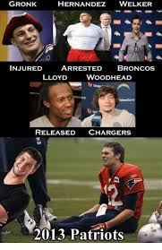 Patriots Broncos Meme - 25 best memes about gronked gronked memes