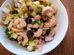shrimp and artichoke casserole shrimp artichoke salad health for the whole self