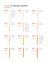ppt timeline template timelines office
