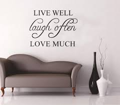 popular free love texts buy cheap free love texts lots from china 42 32cm live well love much english text pattern wall sticker marriage room bedroom living