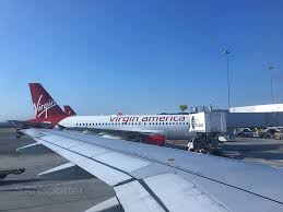 Virgin America Route Map Virgin America A320 Main Cabin Economy Class San Sfo U2013 Sanspotter