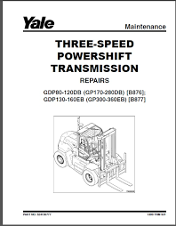new yale all wiring diagrams and service manuals pdf 2017 full set