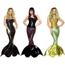 mermaid costume mermaid costume fancy dress ebay