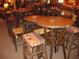 Rustic Bistro Table And Chairs Dining Tables End Tables Owls Rustics