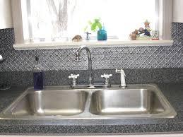 Tin Kitchen Backsplash Unique Faux Tin Backsplash Home Decor Inspirations