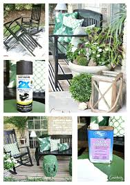 Building Outdoor Furniture What Wood To Use by Best 25 Painted Outdoor Furniture Ideas On Pinterest Cable