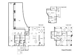 Upload Floor Plan Floor Plan Acqua St Martin Luxury Villa Rental Sotheby U0027s Realty