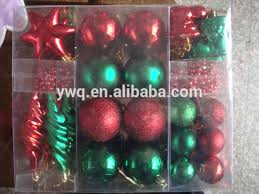 wholesale clear plastic christmas ball ornaments wholesale clear
