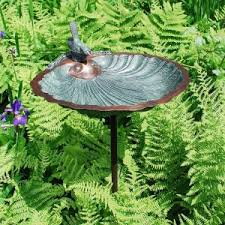 outdoor garden ornamental birdbaths quality decorative bird