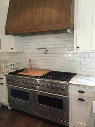 White Kitchen Backsplashes Nanda 3x6 Soft White Kitchen Backsplash Purchased From Interior