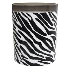 Leopard Bathroom Set Walmart Animal Print Bathroom Trash Can Walmart Only At Walmart Tsc