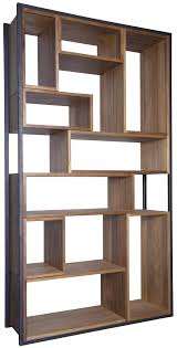 Metal Bookcase Wood And Metal Bookcase A Book Storage For Ultra Rustic And