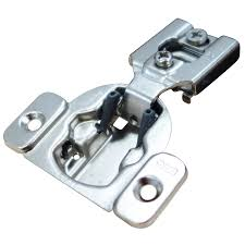 Self Closing Kitchen Cabinet Hinges Shop Richelieu 2 Pack 4 1 2 In X 2 1 2 In Gray Concealed Self