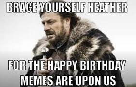 Bday Meme - best happy birthday memes for him latest collection
