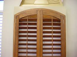 window blinds wood blinds arched windows a window wooden for