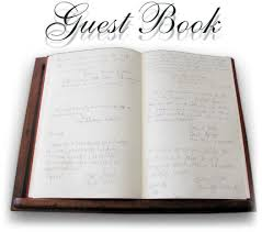 guest book 1 guest book insights from dr intimacy