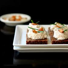 pate canapes canapes tastefood