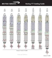 seating guide boeing 777 flyertalk forums