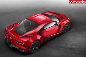 corvette c8 concept the deepest dive to date mid engine c8 corvette details