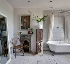 victorian design style bathroom shabby chic style with wooden