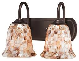 Glass Vanity Light Lights Cleveland Country