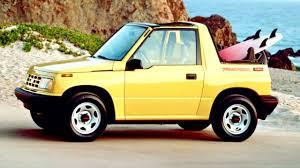 chevy tracker 1995 geo tracker convertible u00271989 u201398 youtube