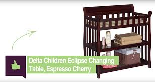 Delta Changing Table Espresso Delta Children