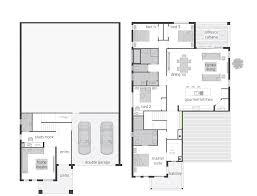 floor plan split level home plans the highlands by mcdonald