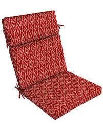 High Back Patio Chair Cushion Amazing Deal Garden Treasures 1 High Back Patio Chair
