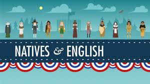 the natives and the english crash course us history 3 youtube
