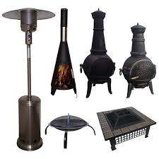heaters for patio outdoor garden patio heater chimnea fire pit open heat gas