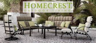 Homecrest Outdoor Furniture - outdoor pennwood home and hearth