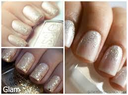 fabulous frocks wedding day nails