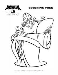 free printable kung fu panda coloring pages kids coloring
