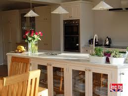 Handmade Kitchen Furniture Bespoke Two Tone Handmade Painted Kitchen By Incite Derby